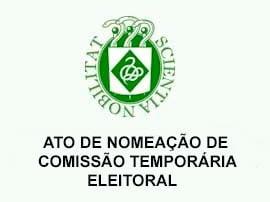 Ato de Nomeação de Comissão Temporária Eleitoral